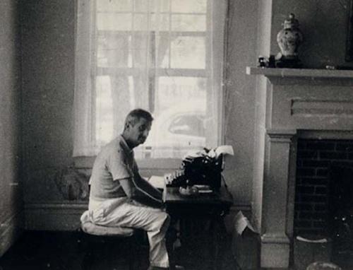 Resultado de imagen de faulkner writing